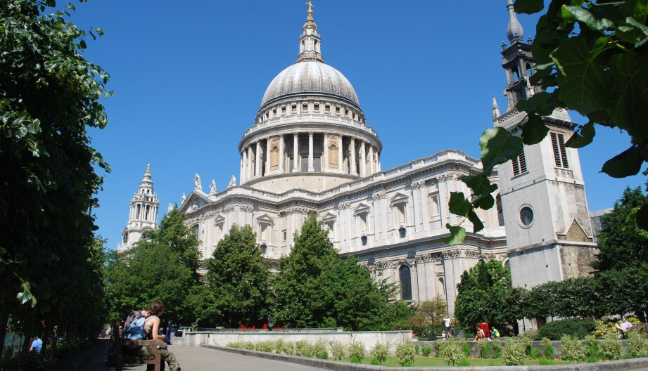 London - St.Paul